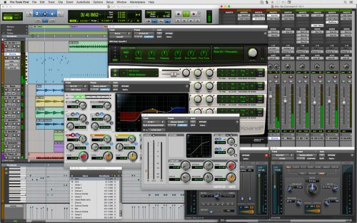 Avid Pro Tools Digital Audio Workstation
