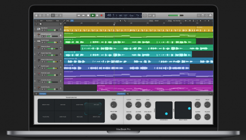 Logic Pro X Digital Audio Workstation