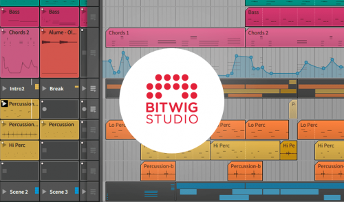 Bitwig Studio Digital Audio Workstation