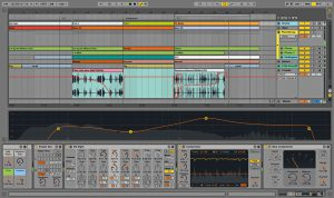 Ableton Live Digital Audio Workstation