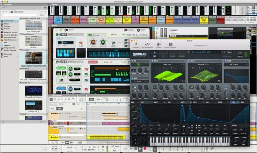Propellerhead Reason Digital Audio Workstation
