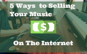 How to Sell Your Music on The Internet