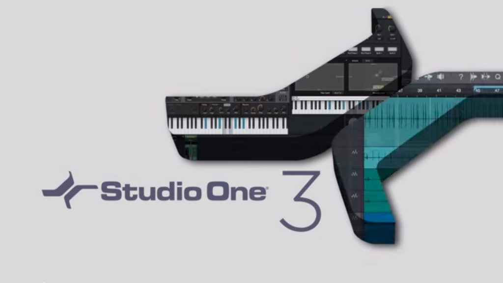 Presonus Studio One 3 logo