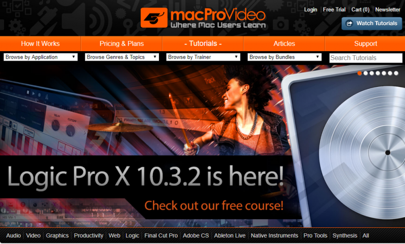 MacProVideos screenshot