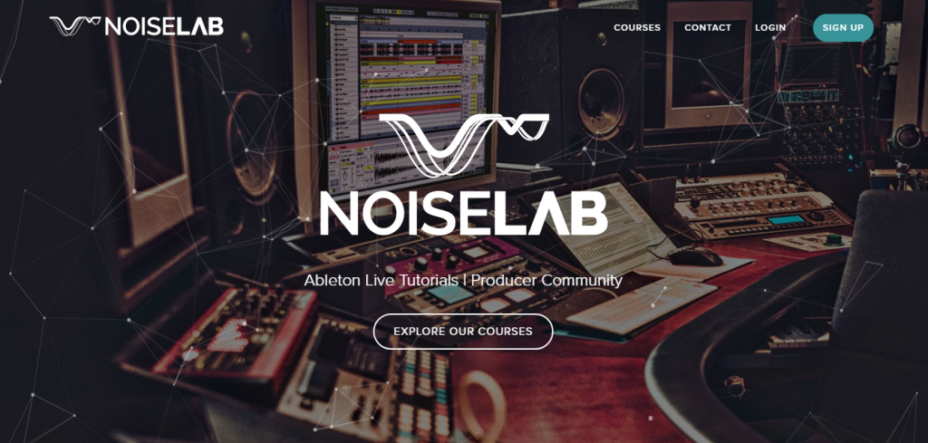 Noiselab screenshot