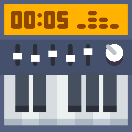 Image icon of a synthesizer plugin