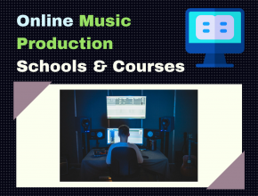 best online music production schools and courses and courses