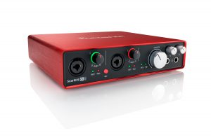 Focusrite USB Audio interface