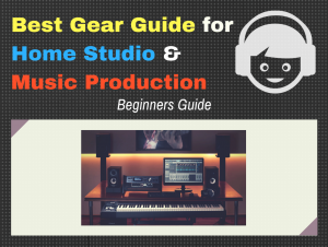 music recording equipment for beginners