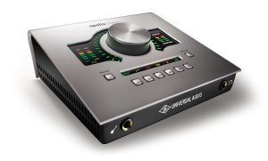 Audio Interface with DSP