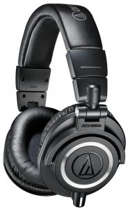 Audio-Technica ATH-M50x studio headphone