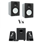 Studio Monitor vs Consumer Speakers