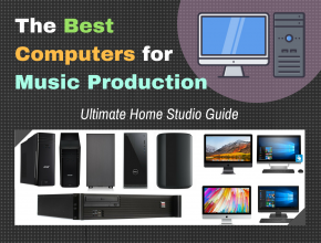 Best Computers for Music Production This Year