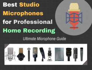 best studio mics for home recording