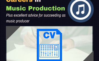Careers in music production