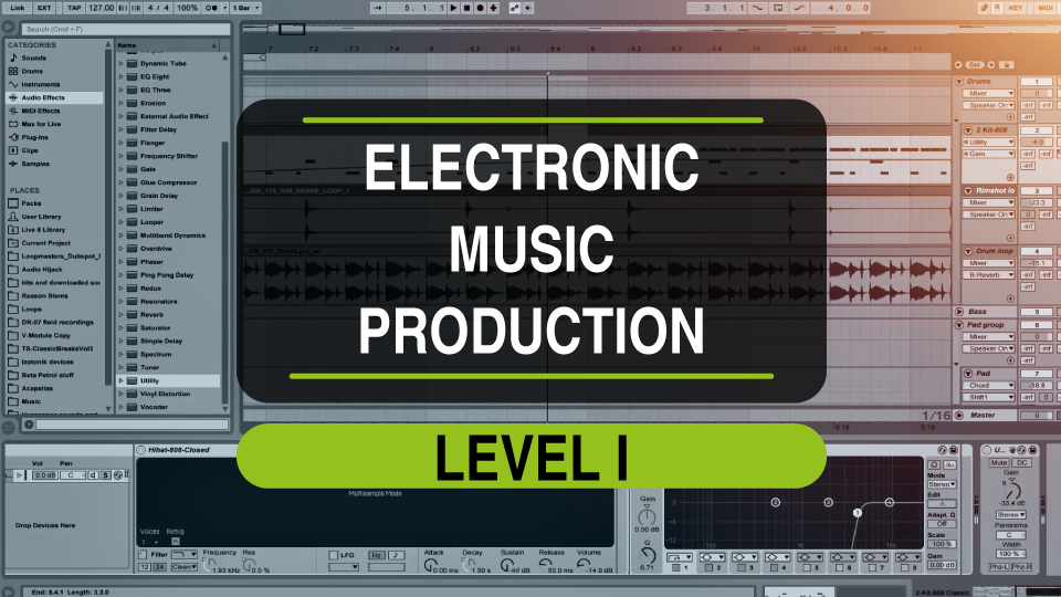 Free Ableton Music Production Course Online