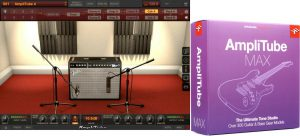 IK Multimedia AmpliTube MAX Bundle