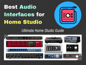 Best audio interface for home studio