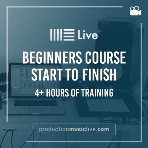 Ableton Live Course Production Music Live Start To Finish