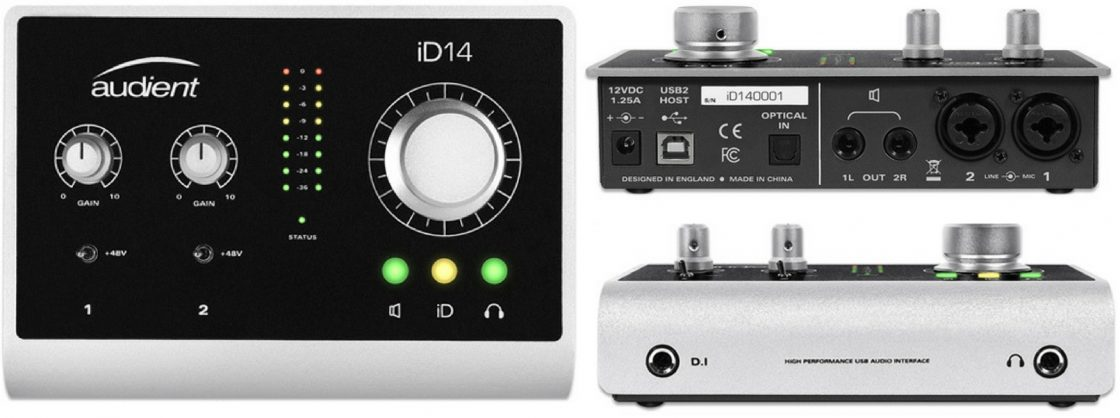 10 Best Audio Interfaces for Home Studio 2019 - [Producer's Guide]