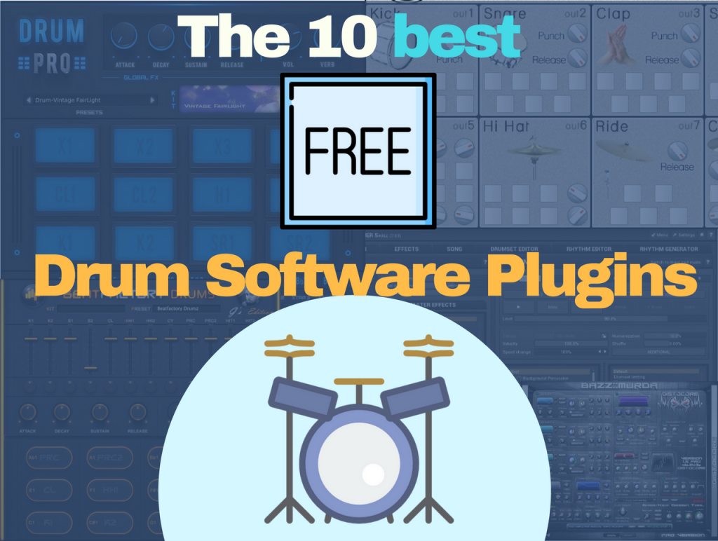 10 amazing free drum software instrument plugins to download now thecheapjerseys Image collections