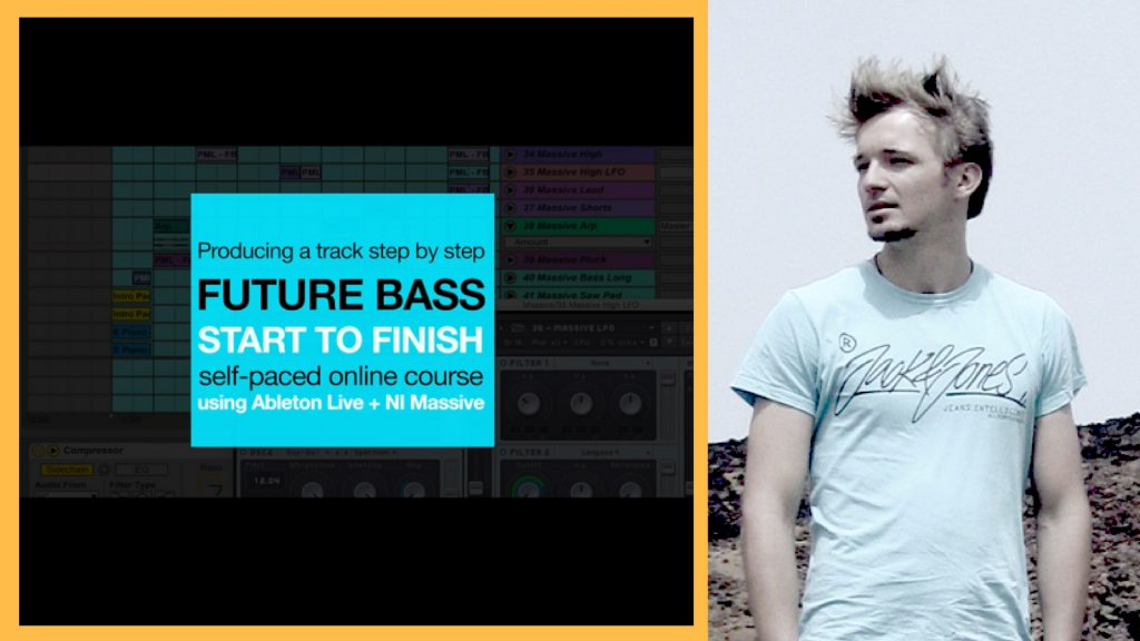 Producing A Future Bass Track From Start To Finish Ableton