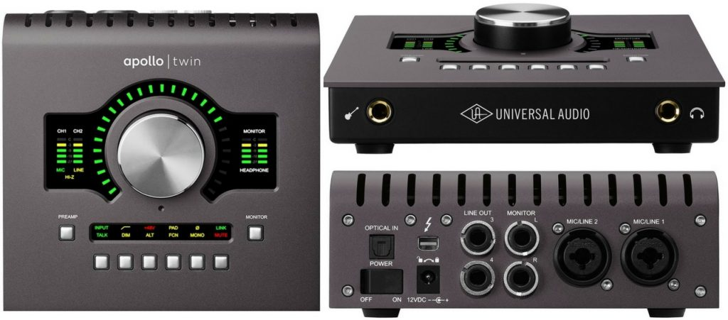 the 10 best audio interfaces for home studio in 2018 read first. Black Bedroom Furniture Sets. Home Design Ideas