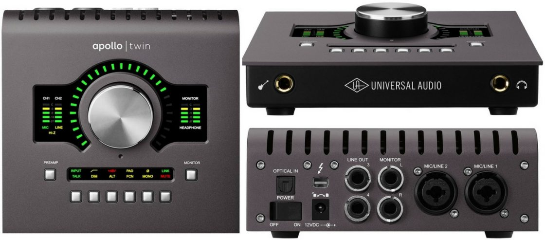 10 Best Audio Interfaces for Home Studio 2019 - [Producer's