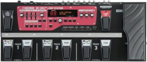 Boss RC-300 Loop Station 3-track Looper Pedal