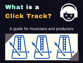 What is a click track?