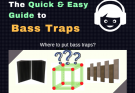 Where to put bass traps