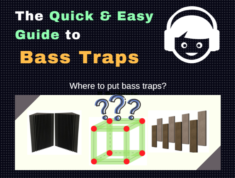 Where to Put Bass Traps? - Here's All You Need to Know