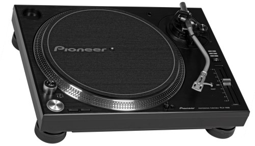 Pioneer Pro PLX-1000 sampling turntable