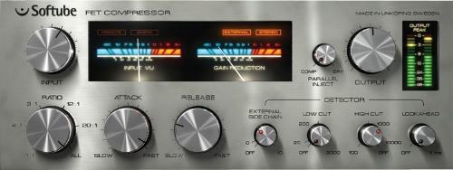 Softube FET vocal Compressor vst plugin