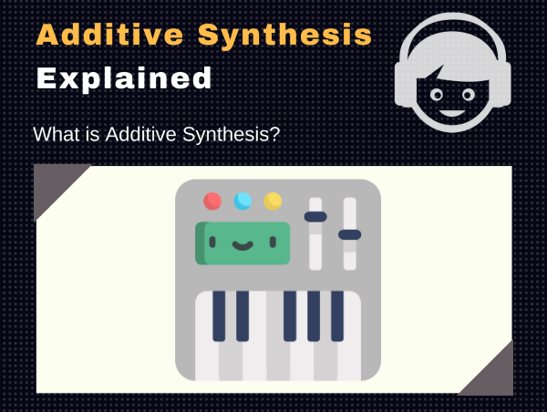 Additive Synthesis Explained