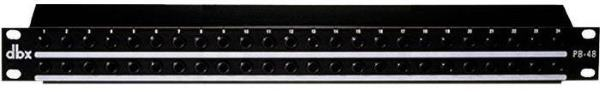 DBX PB-48 patch bay