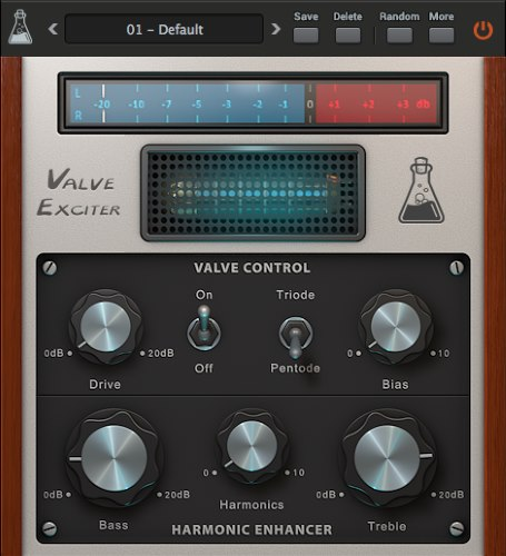 Valve Exciter by AudioThing