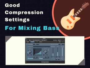 compressor settings for bass