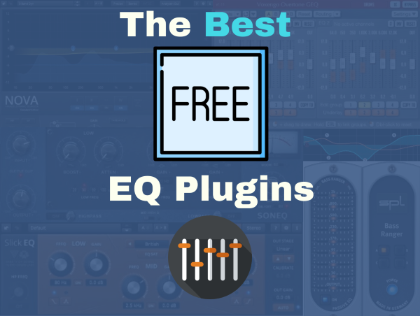 7 Best Free Eq Plugin Software For Music Producers On A Budget