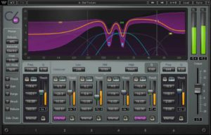 Waves Audio C6 Multiband Compressor