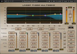 Download Waves C6 Multiband Compressor