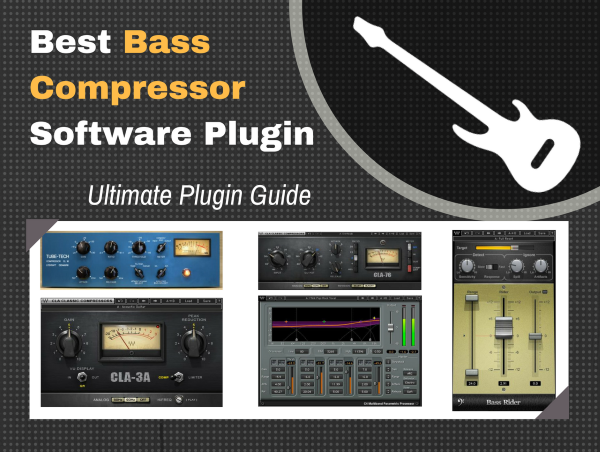 Best Compressor Plugin for Bass - Top 5 Picks for Tighter