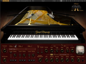 Waves Audio Grand Rhapsody Piano