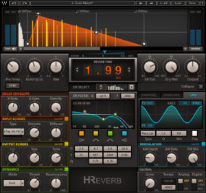 Waves Audio H-Reverb Hybrid Reverb