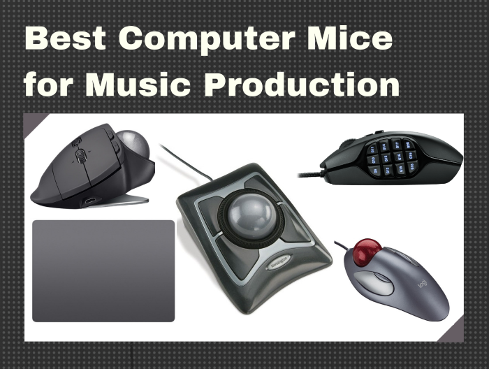 a1fe841d684 Best Mouse for Music Production & Audio Editing 2019 - Read First!