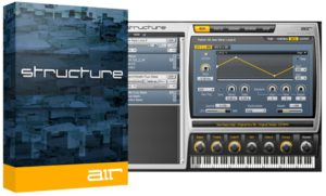AIR Music Technology's Structure 2