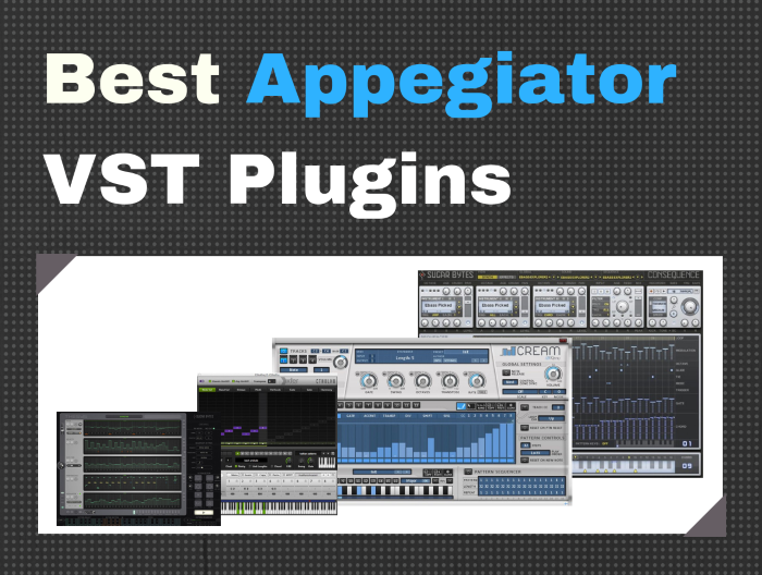Best Arpeggiator VST Plugins