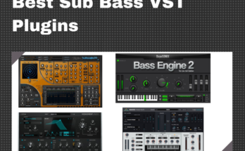 Best Sub Bass VST Plugins