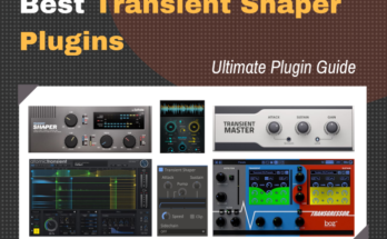 Best Transient Shaper VST Plugins