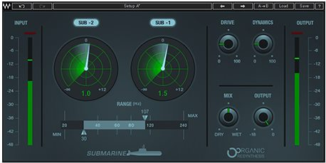 Submarine by Waves Audio